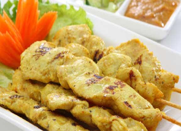 Baan Thai menu